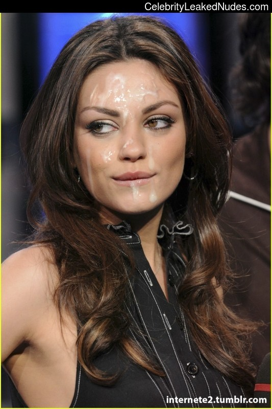 Real Celebrity Nude Mila Kunis 20 pic