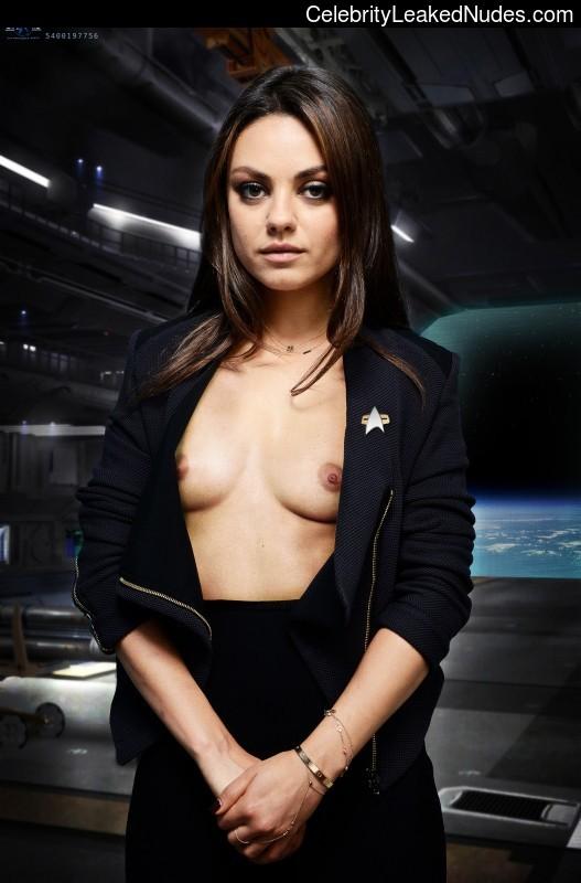 Best Celebrity Nude Mila Kunis 7 pic