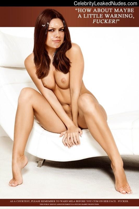 Celeb Nude Mila Kunis 1 pic