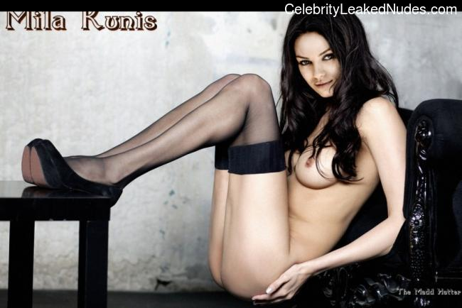 Naked Celebrity Pic Mila Kunis 7 pic