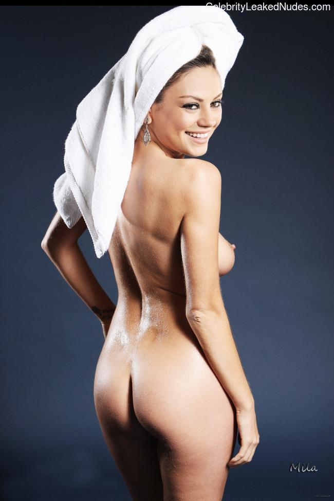 Celebrity Nude Pic Mila Kunis 27 pic