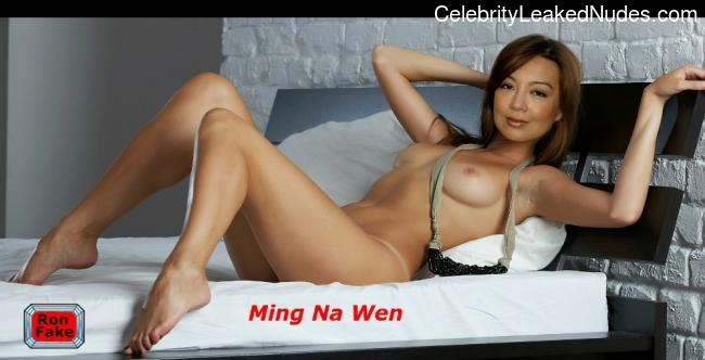 Asian celeb ming na for