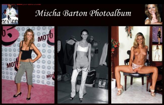 Mischa Barton celebrity nudes