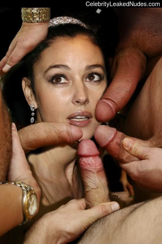 Порно С Monica Bellucci