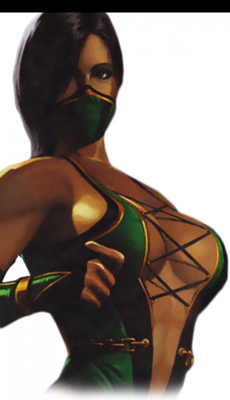 Mortal Kombat nude celebrities