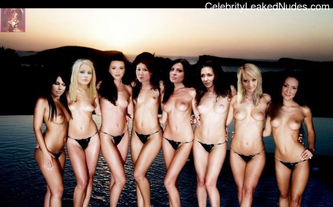 Celebrity Naked Multi Celebrity 13 pic