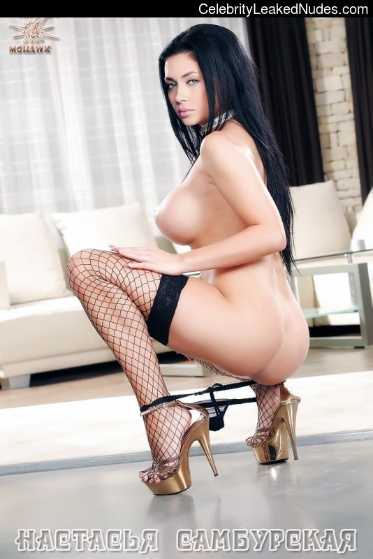 Nastasia Samburskaya free nude celebrities
