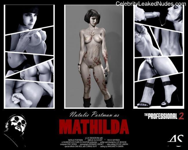 Nude Celebrity Picture Natalie Portman 8 pic
