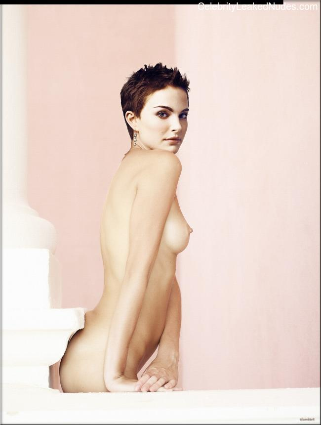 Naked celebrity picture Natalie Portman 26 pic