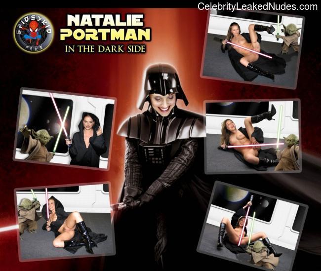 Naked Celebrity Pic Natalie Portman 8 pic