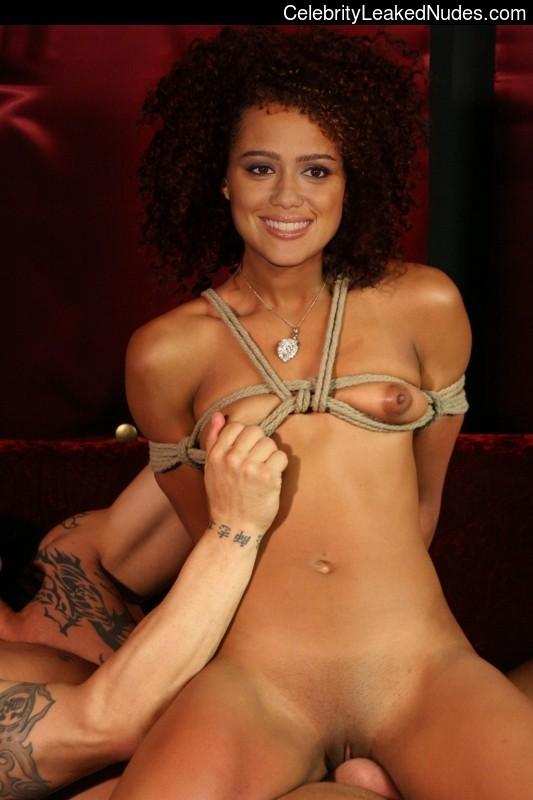 naked Nathalie Emmanuel 1 pic