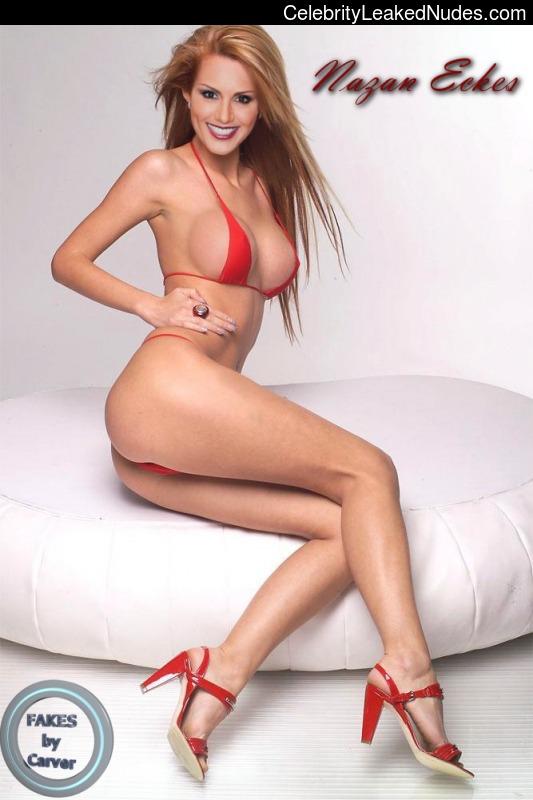 Free Nude Celeb Nazan Eckes 7 pic