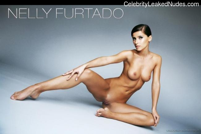 Nelly Furtado celebrities nude