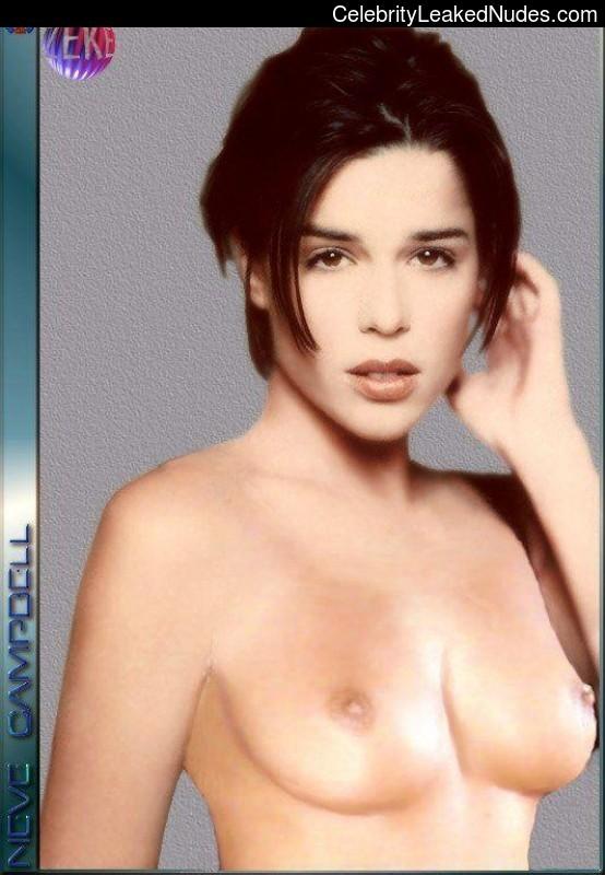 Celeb Naked Neve Campbell 12 pic