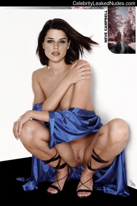 Celeb Nude Neve Campbell 27 pic