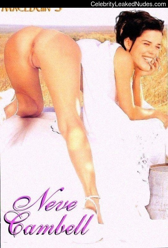 Speaking, neve campbell nude fakes nice