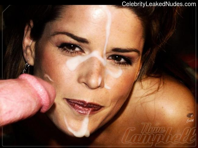 Best Celebrity Nude Neve Campbell 14 pic