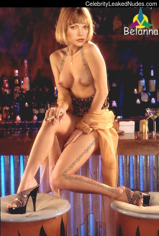 Real Celebrity Nude Nicole De Boer 20 pic