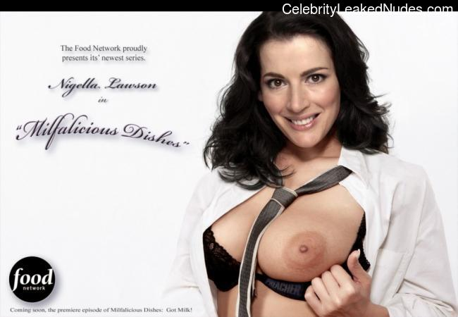 Celebrity Nude Pic Nigella Lawson 16 pic