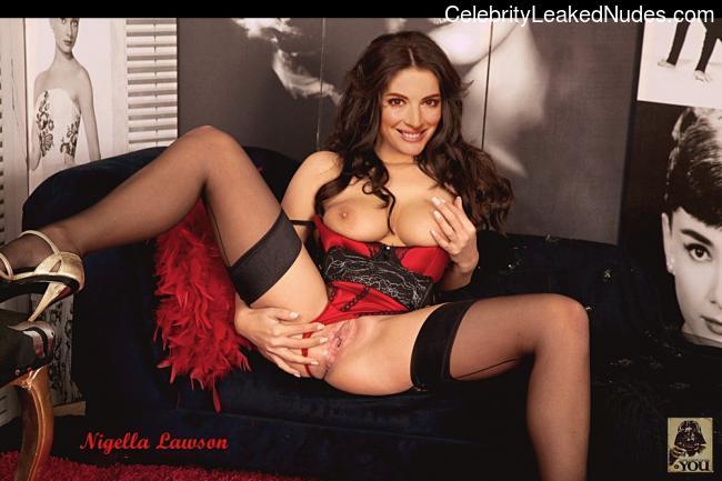 celeb nude Nigella Lawson 4 pic