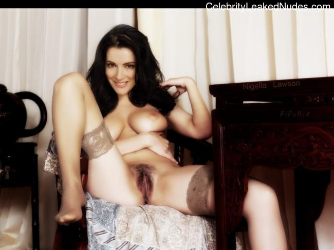 Nude Celeb Pic Nigella Lawson 5 pic