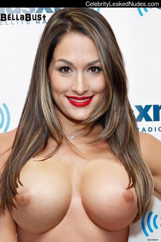 Nikki Bella celebrities nude