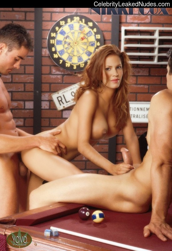 Hell What nikki cox nude
