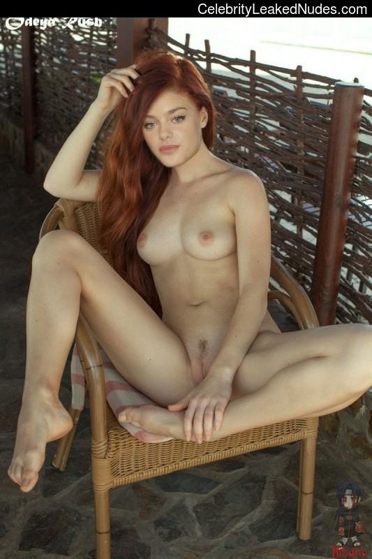 fake nude celebs Odeya Rush 2 pic