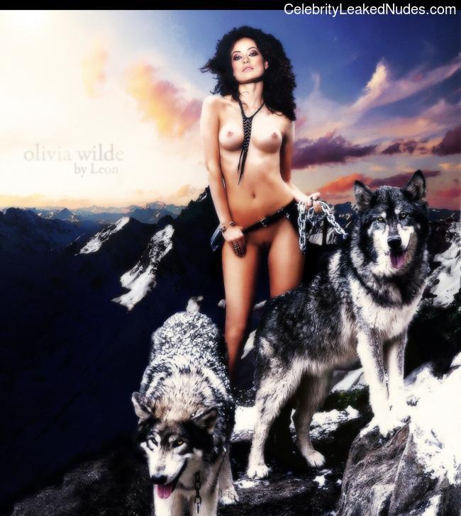 Celeb Nude Olivia Wilde 16 pic