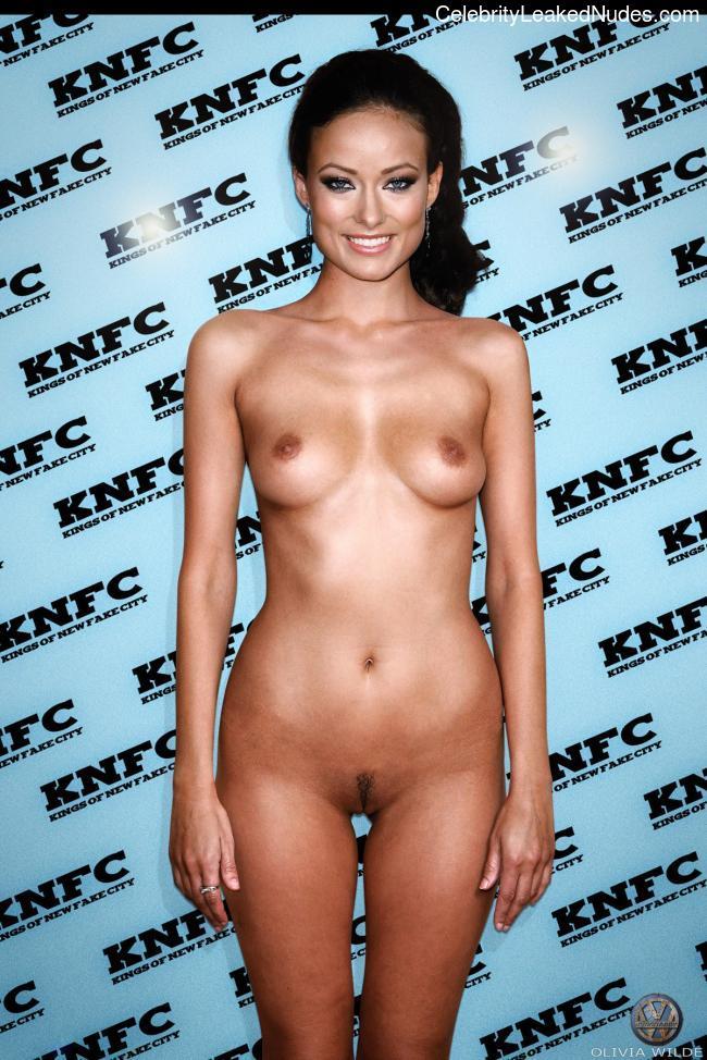 naked Olivia Wilde 4 pic