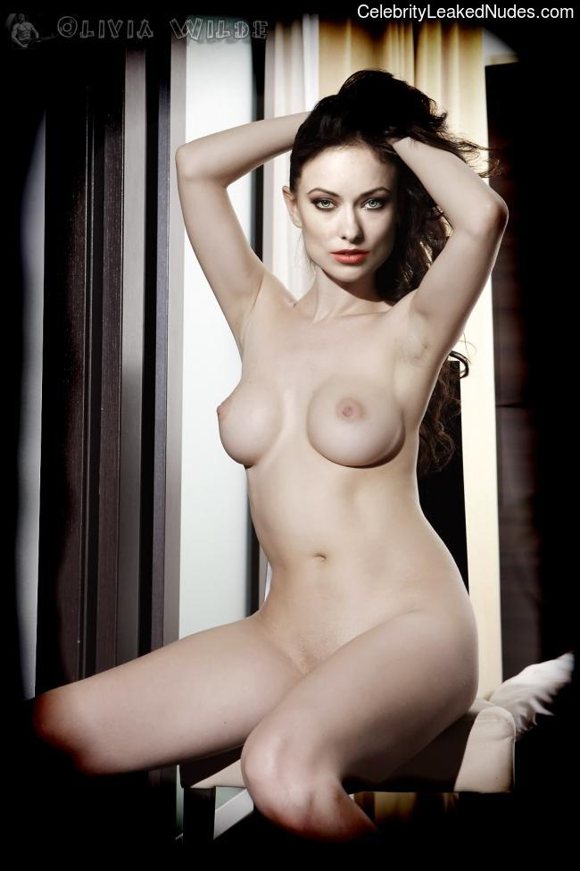 Real Celebrity Nude Olivia Wilde 7 pic