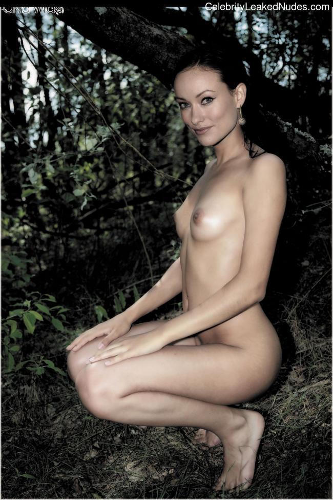 fake nude celebs Olivia Wilde 10 pic