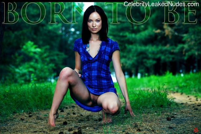 Real Celebrity Nude Olivia Wilde 28 pic