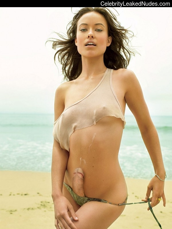 Real Celebrity Nude Olivia Wilde 17 pic