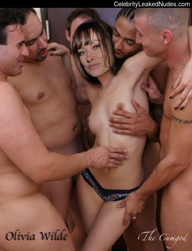 Celeb Nude Olivia Wilde 9 pic