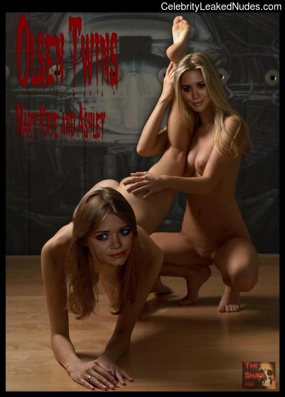 fake nude celebs Olsen Twins 23 pic