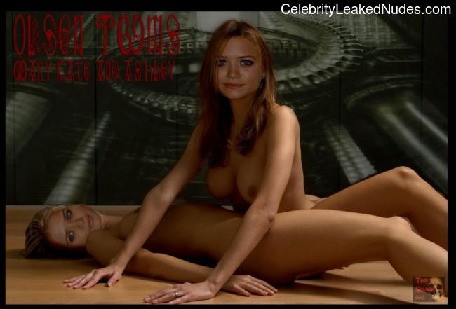 Celebrity Leaked Nude Photo Olsen Twins 26 pic
