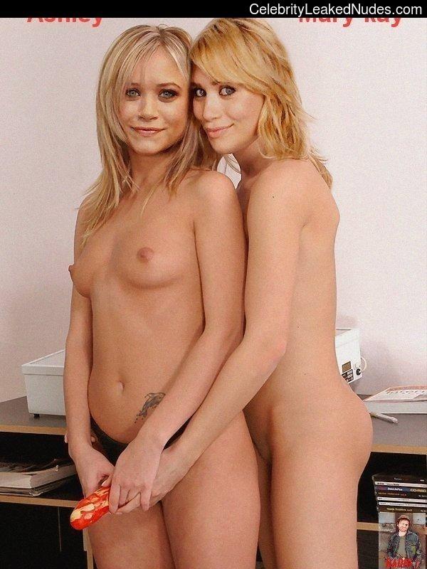 naked Olsen Twins 7 pic