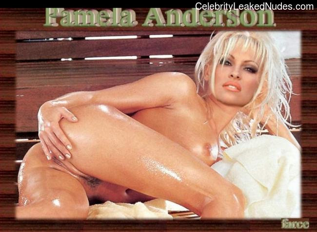 Pamela Anderson celebrities naked