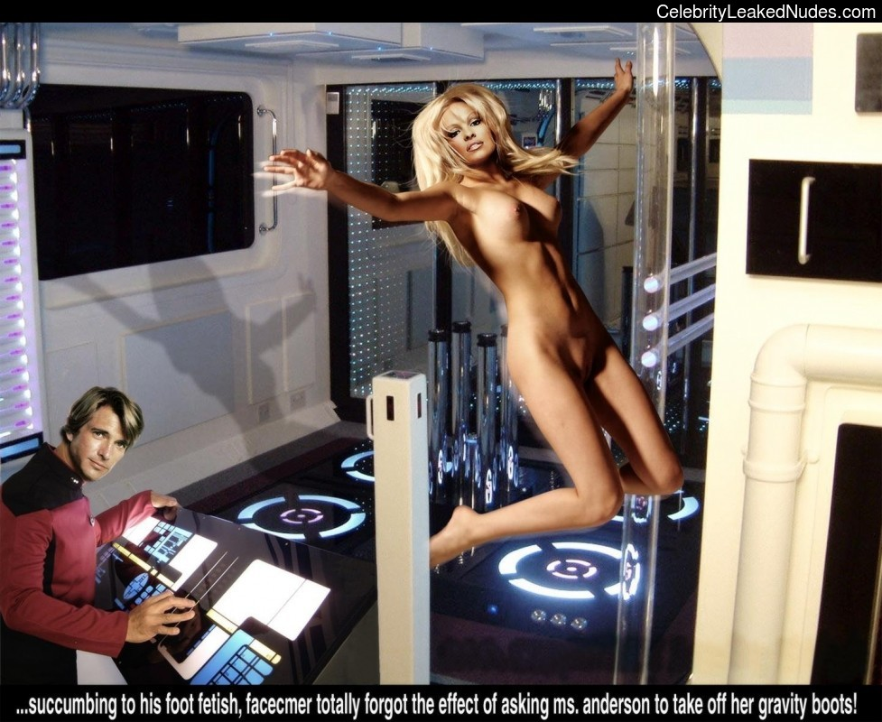 Nude Celebrity Picture Pamela Anderson 19 pic