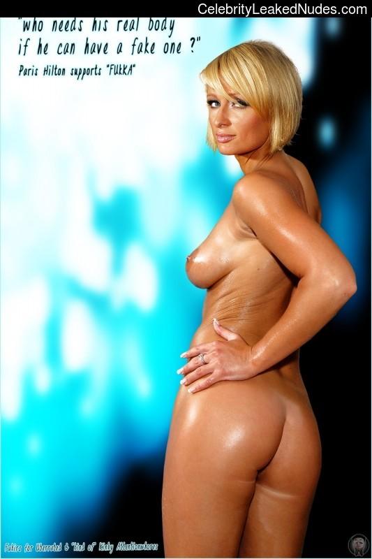 Something Paris hilton celebrity nudes
