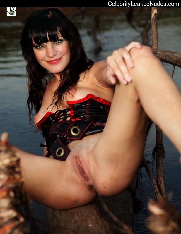 You incorrect Pauley perrette nude that would