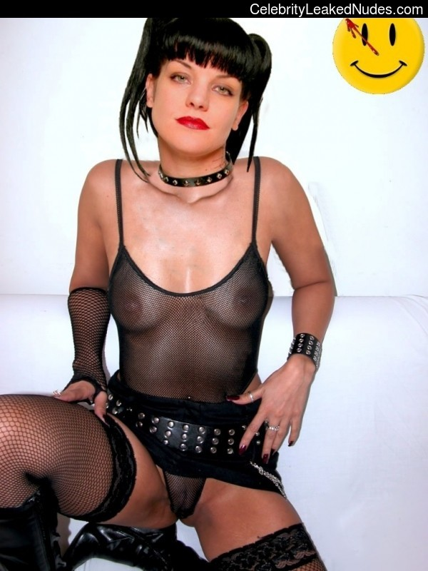 Pauley perrette porn idea