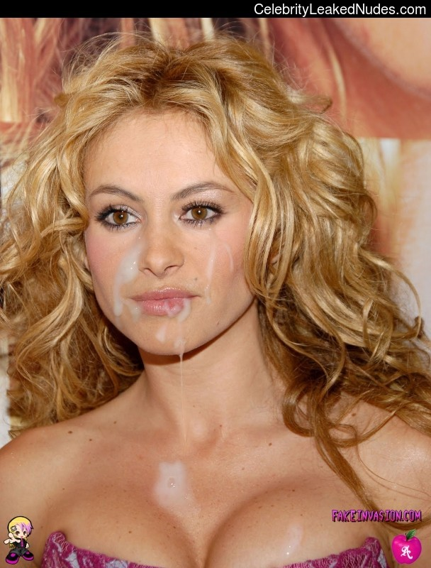 from Paul naked paulina rubio new pics
