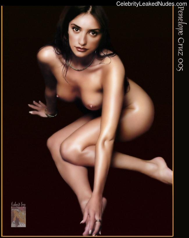 Celeb Nude Penelope Cruz 10 pic
