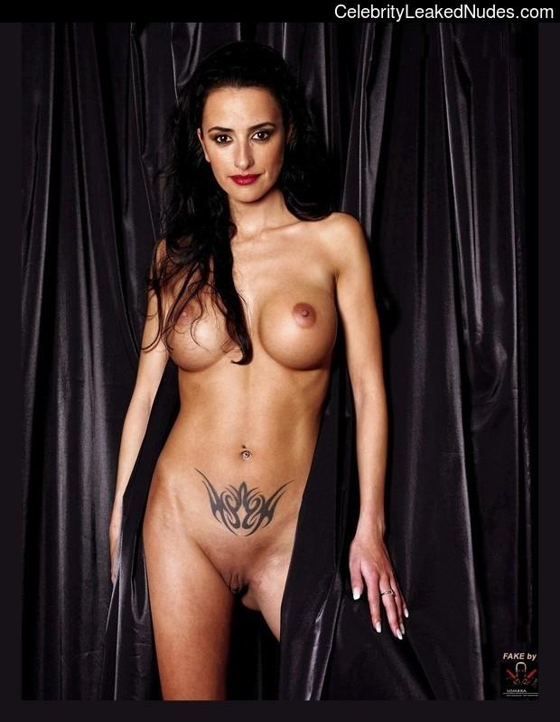 Naked Celebrity Pic Penelope Cruz 5 pic