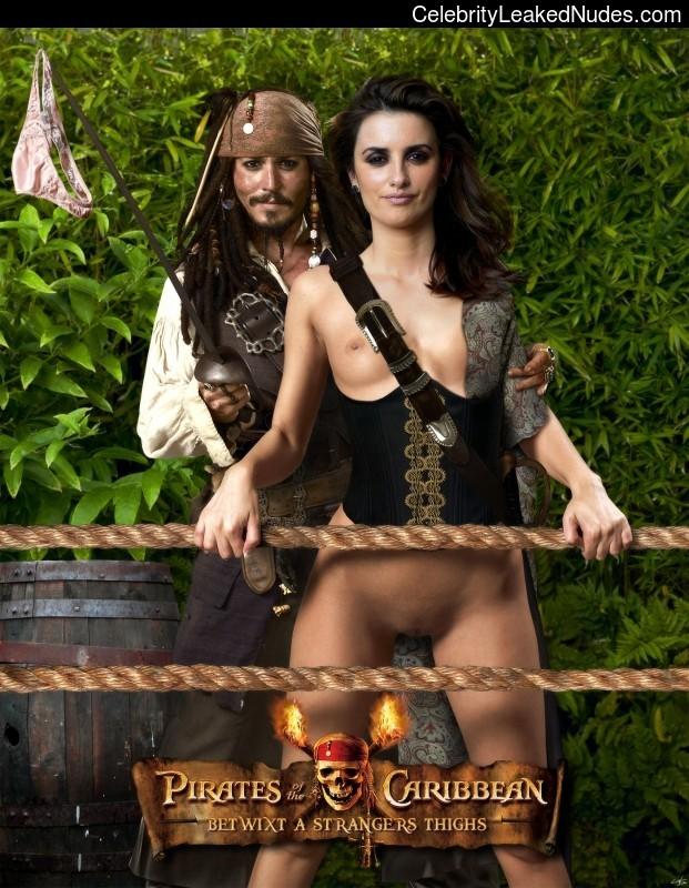 Real Celebrity Nude Penelope Cruz 10 pic