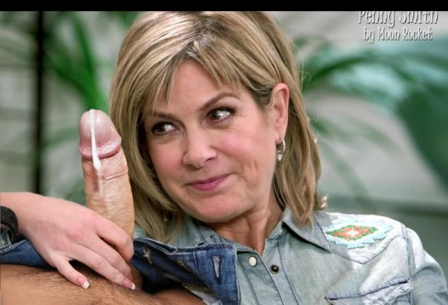 Penny Smith celebrity nudes