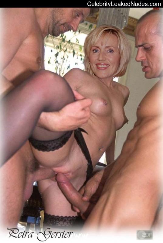 Nude Celeb Petra Gerster 22 pic