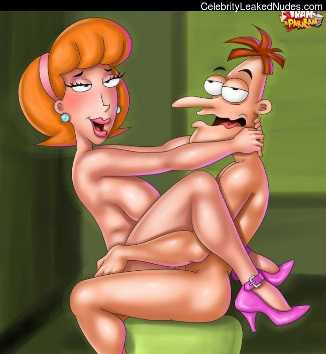 phineas and ferb nude fake